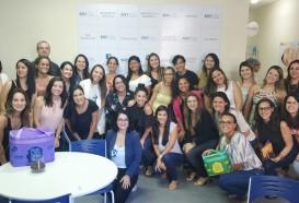 Sucesso l Lançamento da Pós-graduação em Nutrição Materno-infantil